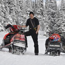 The Racesafe RS2000 been used for snowmobiling in Canada.