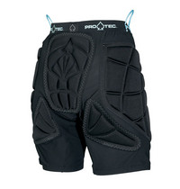 Women's Hip Pads by Pro-tec: Pro-tec Hip pads for women in black