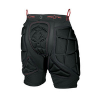 Men's Hip Pads by Pro-tec: Mens hip pads by Pro-tec in black